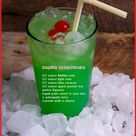 Liquid Marijuana Drink
