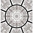 L'art du vitrail: Art-thérapie
