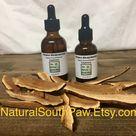 Organic Reishi Mushroom Extract/Tincture   double infused