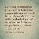 Sociopathic Behavior