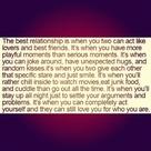 Relationship Arguments
