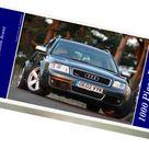 1000 Piece Puzzle. Audi RS6 Quattro Avant