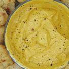 Coliflor al horno con salsa de soja y sésamo - Tasty details