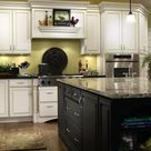 White Distressed Cabinets