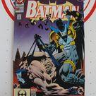 Vintage new & SEALED Batman Knightfall 500 comic book with | Etsy