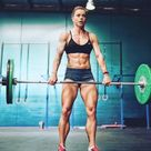 Best 20 Female Fitness Models Attractive And Inspiring