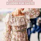 Du bist Gast auf einer Hochzeit? Dann schau dir unbedingt diese tollen Kleider an