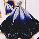 Sweetheart Ball Gown , Luxury Porm Dress M710