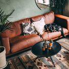 Green Decor Inspiration | Home Decoration | Decoração | Living Room |