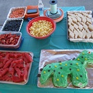 Dinosaur Party Foods
