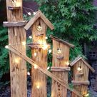 Stele DEKO all year decoration from pallets HOLZ, garden, front door, terrace, balcony, gift, handmade, rural, flamed or nature