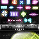 30 Stage Lighting Effects   Envato Market BestDesignResources