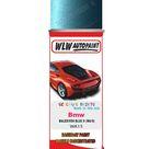 Bmw Z4 Malediven Blue Ii Wa15 Car Aerosol Spray Paint Rattle Can   Single Basecoat Aerosol Spray 400ML