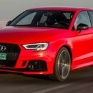 2018 Audi RS3 Sedan Coming To New York, Priced From $54,900   Carscoops