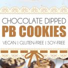 Peanut Butter Filled Cookies - UK Health Blog - Nadia's Healthy Kitchen