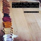 DIY: Make Up with 10 Organic Ingredients