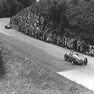 1947 swiss gp, bremgarten   achille varzi alfa romeo 158 2nd, carlo felice trossi alfa romeo 158 3rd
