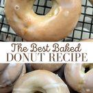 The Best Baked Donut Recipe