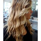 Messy Beach Waves