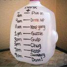 Gallon Water Challenge