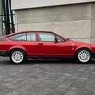 Alfa Romeo GTV 2.0, 1982, Alfa Rosso.