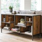 Helena Console Bookcase