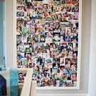 Fotowand zu Hause gestalten- Tipps und 25 kreative Ideen - Innendesign, Wandverkleidung - ZENIDEEN