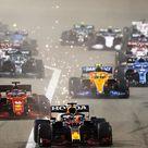 F1 Max Verstappen Bahrain Wallpaper