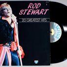 Rod Stewart - Twenty Greatest Hits (1987) Vinyl LP  IMPORT  20 Best of