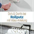Rollputz verarbeiten  | selbst.de