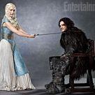 Jon Snow Daenerys Targaryen