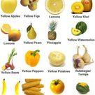 Yellow Vegetables