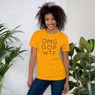 OMG GOP WTF Washington Graphic Tee Unisex T-Shirt | Etsy