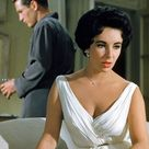 Paul Newman & Elizabeth Taylor in 'Cat on a Hot Tin Roof' (1958)