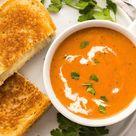 20 Minute Creamy Tomato Soup