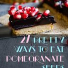 Pomegranate Recipes