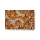 Pumpkins-A-Plenty Fall Design Chenille Area Rug CRHGN720YE13TA12