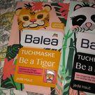 Set of 3 Balea sheet masks From Germany Brand new sheet masks  Set of 3  Smoke free home  Dog friendly home Balea Makeup