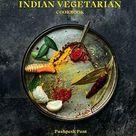 The Indian Vegetarian Cookbook - Default