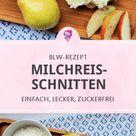 BLW-Rezept zum Frühstück: Leckere Milchreisschnitten | Babyartikel.de Magazin
