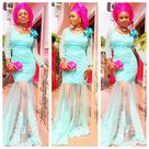 See the Latest Style Trends: Aso-Ebi Fashion Statements are Getting More Fabulous