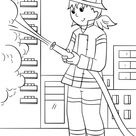 Fire Coloring Pages - Best Coloring Pages For Kids