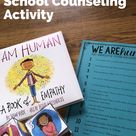 I am Human Activity for School Counseling: I am Human Lesson