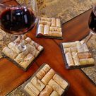 Wine Cork Table