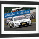 Large Framed Photo. DTM Championship 2008, Round 6, Zandvoort,
