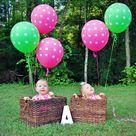 Twins 1st Birthdays