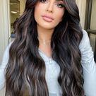 17 Stunning Examples of Balayage Dark Hair Color