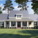 The St. Francisville | Madden Home Design | Acadian Homes