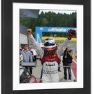 Large Framed Photo. 2012 DTM Series