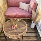 Tips om je kleine balkonnetje te stylen